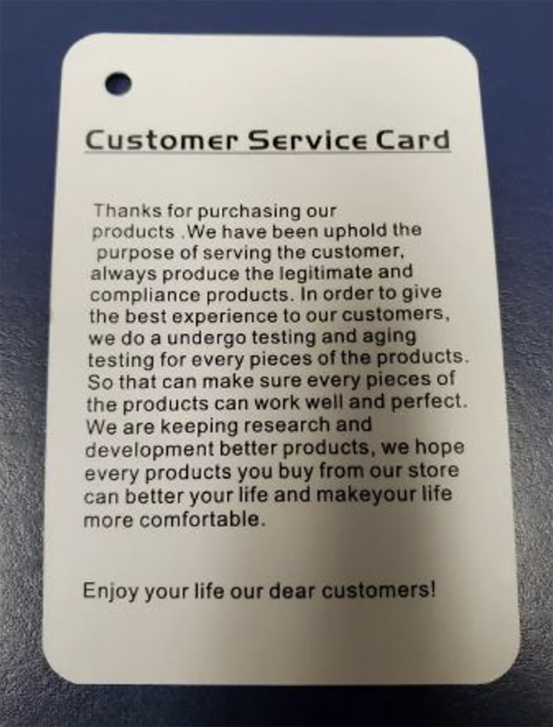Reddit Funny Mistranslations 3 Enjoy your life our dear Customers